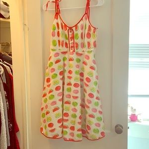 ModCloth Watermelon Dress